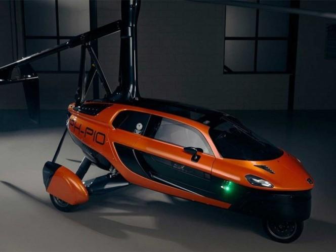 Compañía holandesa presenta el primer auto volador