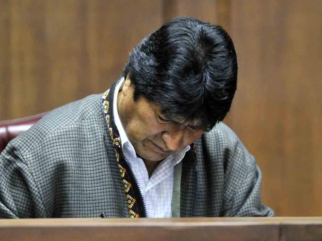 Evo Morales voló ayer a Cuba y luego irá a Argentina