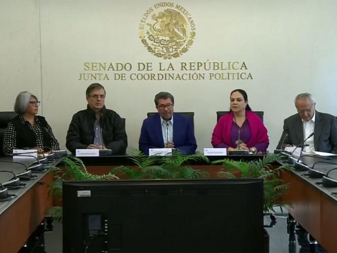 Confirman reunión México, EU y Canadá por T-MEC