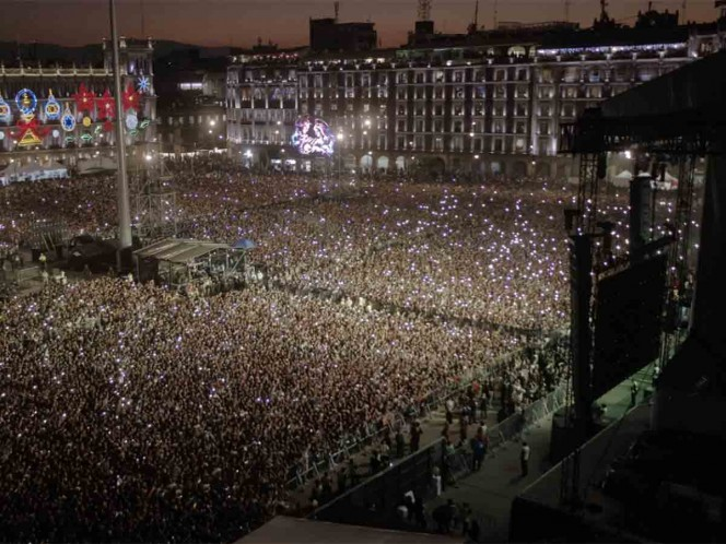 Reúne 'Radical Mestizo' a 135 mil asistentes este domingo