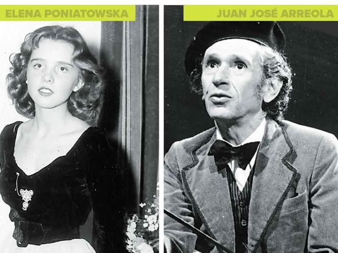 Elena Poniatowska revela que la violó Juan José Arreola