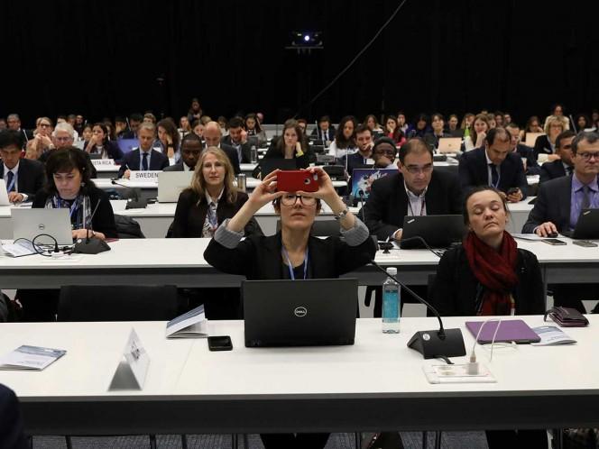Cumbre climática COP25 entra en recta final, sin señales de acción