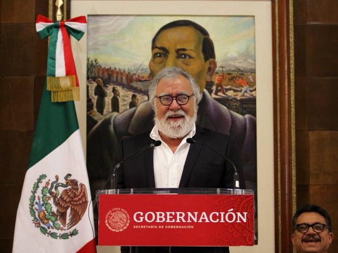 México seguirá con política de abrazos y no balazos: Segob