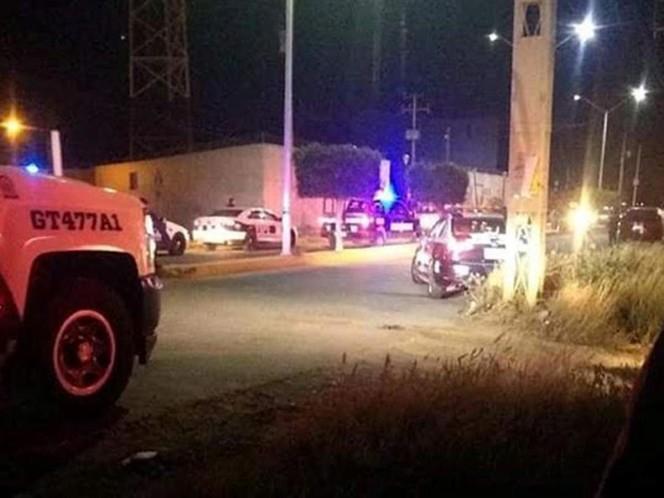Grupo armado ataca comandancia en Villagrán, Guanajuato