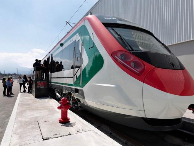 Reinician trabajos de construcción del Tren Interurbano México-Toluca