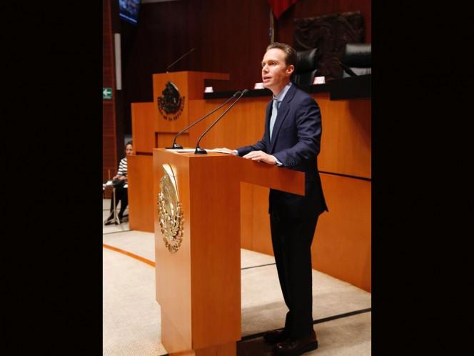 T-MEC acrecienta confianza en México: Manuel Velasco