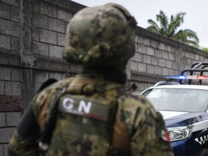 Balacera entre criminales y Guardia Nacional en Irapuato; 8 muertos