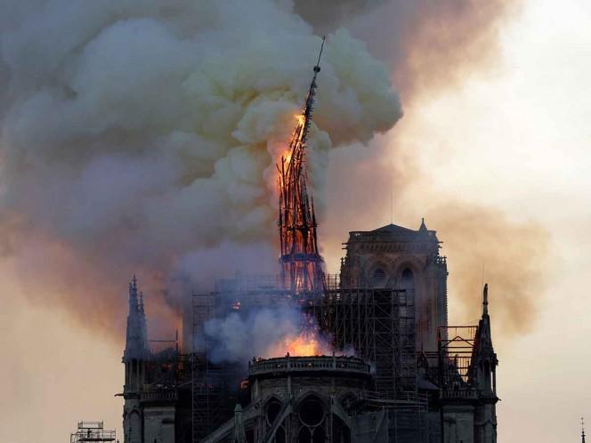 Por primera vez desde 1803, Notre Dame no celebrará Navidad