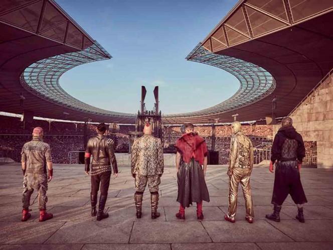 Rammstein regresa a México en su nueva gira por América