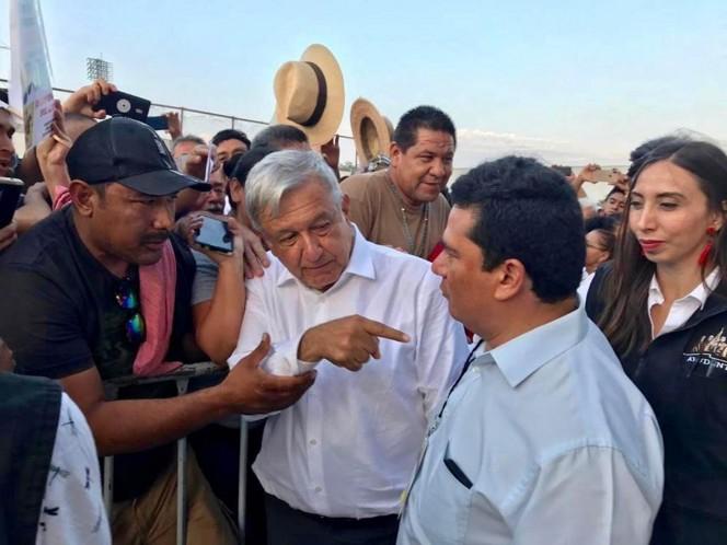 López Obrador visitará Coahuila el 24 de enero