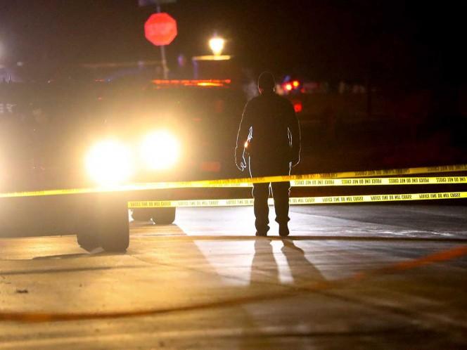 Se registran cuatro muertos y un herido — Tiroteo en Utah