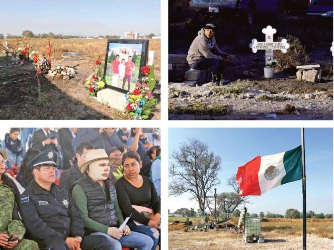 Recuerdan a víctimas de la tragedia; en Tlahuelilpan siguen de luto