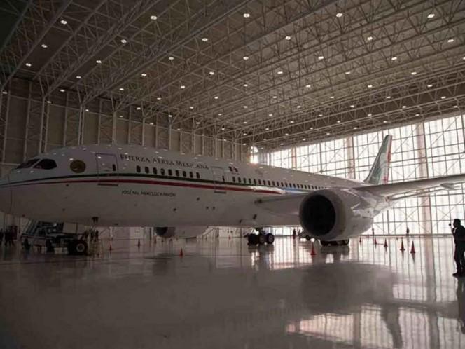 ¿Compraría un 'cachito'?, posible rifa del avión presidencial