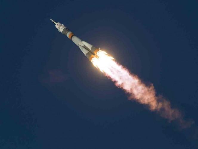 NASA ensaya escape de emergencia de un cohete Falcon 9