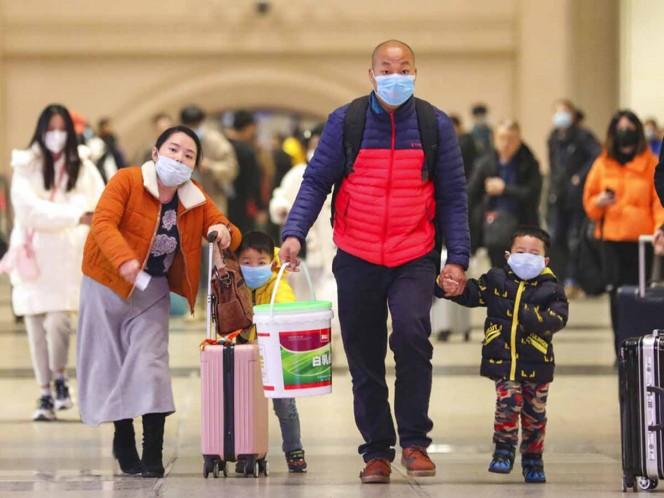China prohíbe a 11 millones de ciudadanos salir de Wuhan por coronavirus