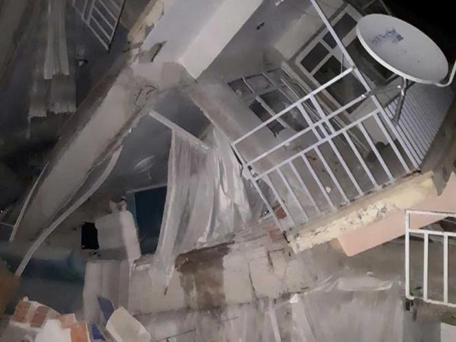 Sismo de magnitud 6.7 deja seis muertos en Turquía