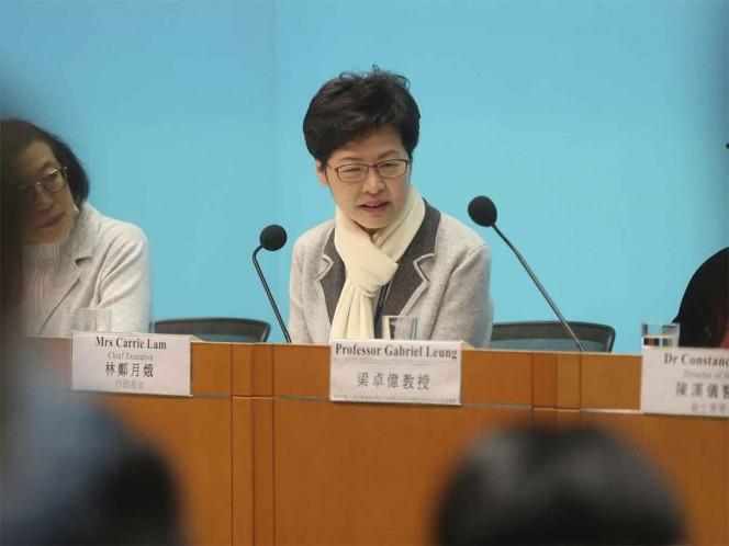 "Hong Kong reforzó medidas porque la situación ha llegado a un ""punto crítico"". Foto: AP"