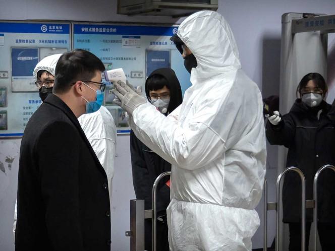 Aclara China que virus no es potente pero sí contagioso