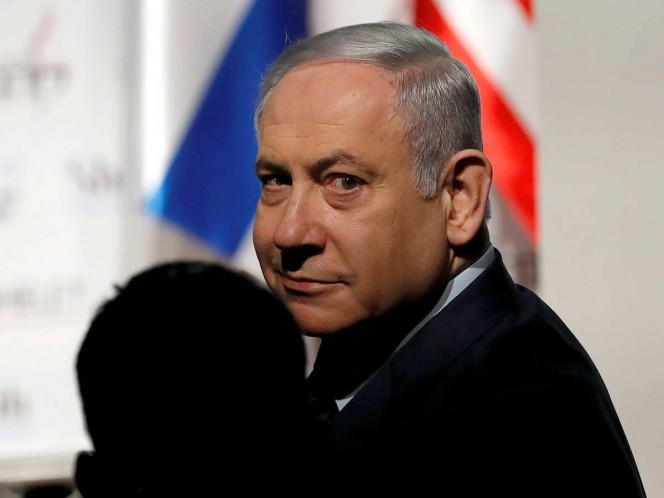 Acusan formalmente a Netanyahu por corrupción en Israel