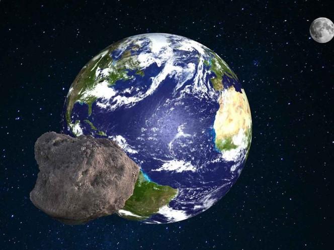 ¿Hay peligro? Asteroide 'rozará' la Tierra este 15 de febrero