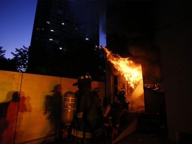 Incendio en Museo Violeta Parra, gobierno dice que fue un