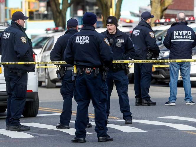 Policía de Nueva York reporta dos ataques contra oficiales en el Bronx