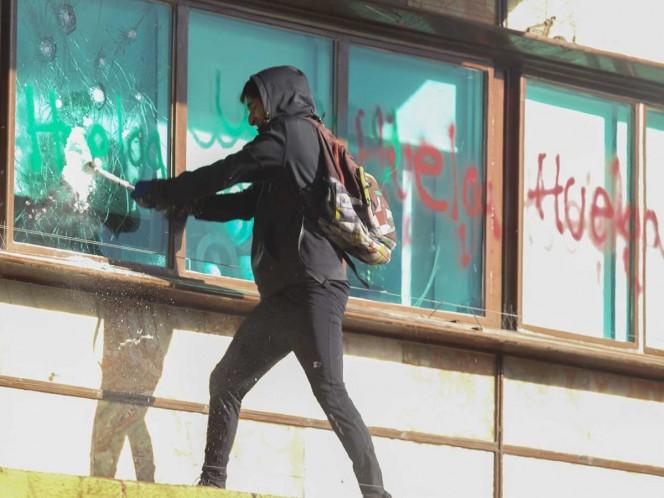 UNAM, Violencia de género, Protestas, Encapuchados, Destrozos, Seguridad, Justicia, Educación, Clases, Estudiantes, Agresiones, Educación, Facultad, Preparatoria, CCH, Rectoría, Enrique Graue