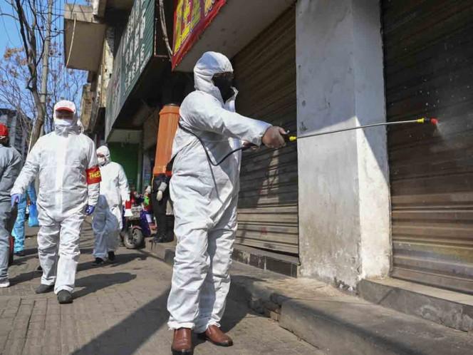 Muertos por el coronavirus Covid-19 subieron a 1.310 — China