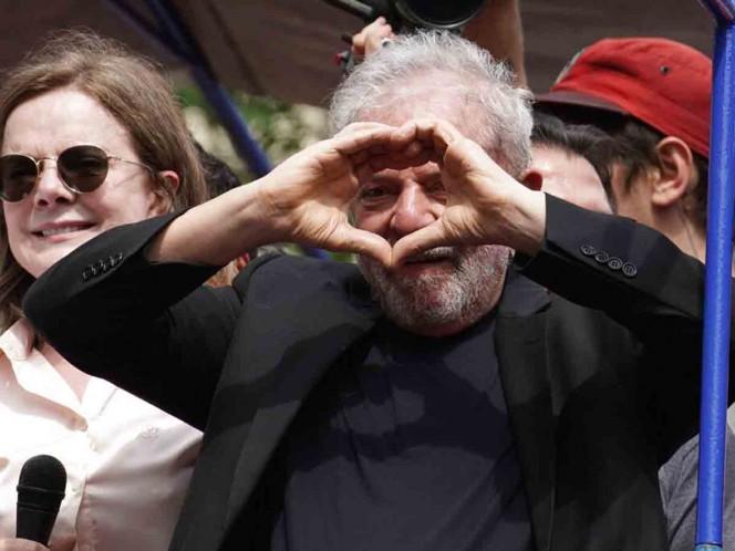 El Papa recibió a Lula da Silva en el Vaticano