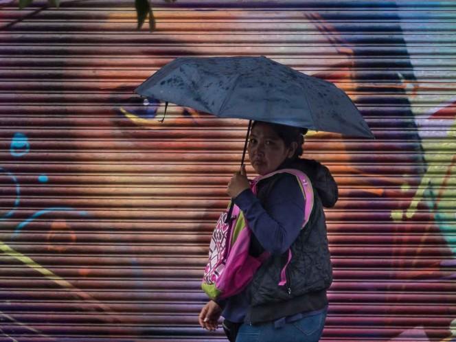 ¡Aguas! Se esperan lluvias en el sureste del país