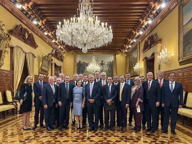 Kellogg, Amazon, Chevron… se comprometieron a invertir en México