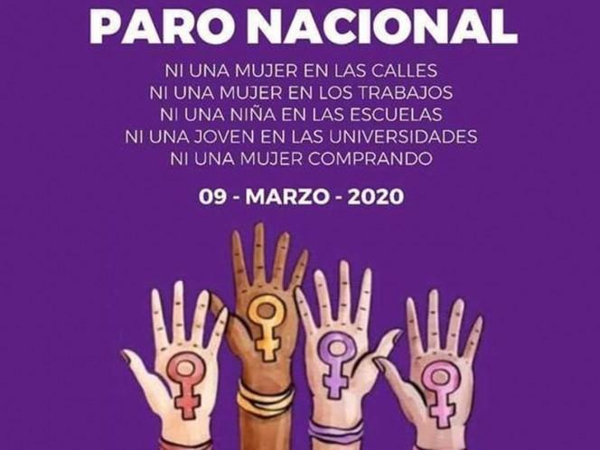 Convocan a 'Un día sin mujeres' para el próximo 9 de marzo