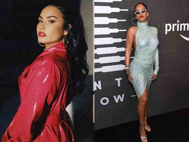 Demi Lovato reveals his intentions with Rihanna