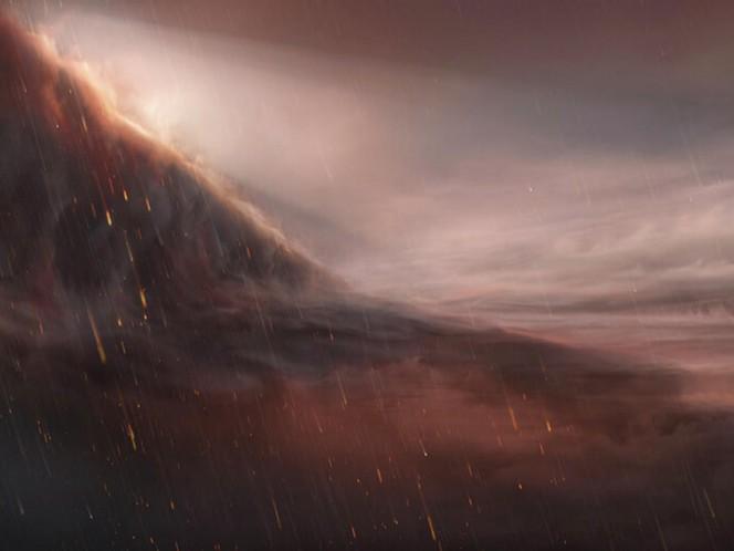 Científicos observan desde Chile un exoplaneta donde llueve hierro