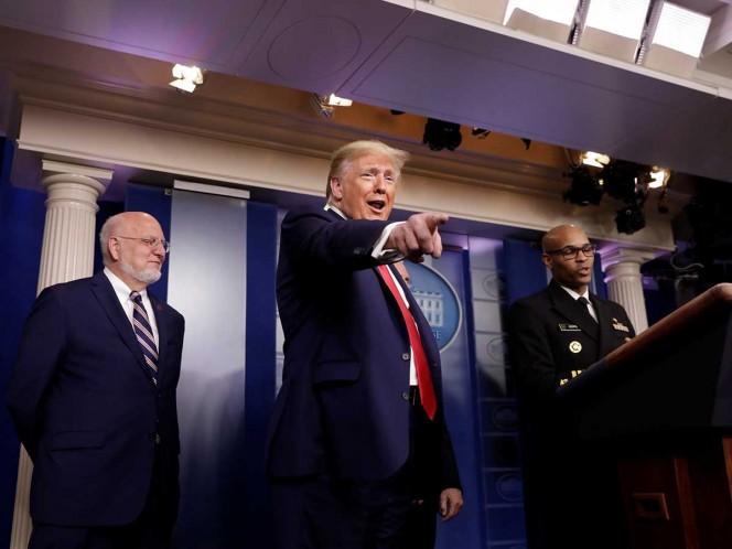 Donald Trump quiere volver a abrir el país en pascuas