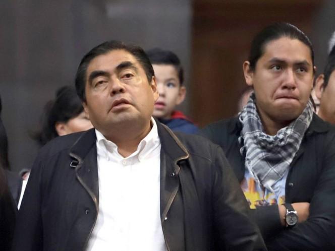 Los pobres son inmunes al coronavirus, dice el gobernador de Puebla