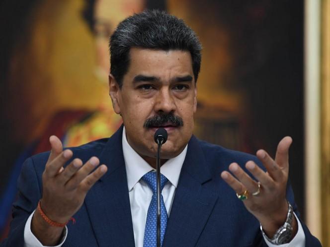 EU acusa de narcoterrorismo a Maduro; ofrece 15 mdd por su captura