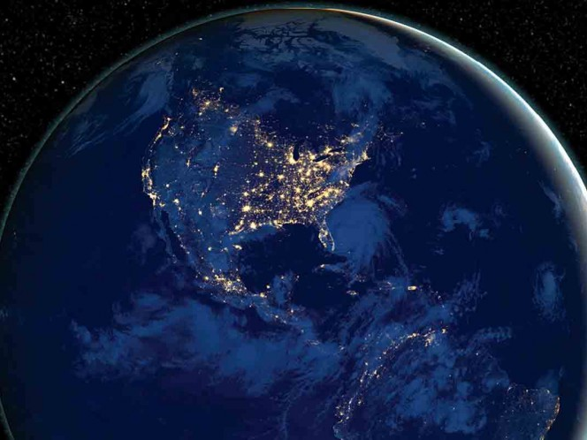 Confinado, el mundo apagará luces este sábado por la Hora del Planeta