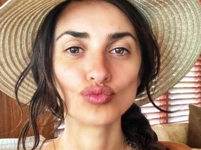 La actriz deDolor y Gloriacompartió en su cuenta de Instagram imágenes. Foto IG: penelopecruzoficial