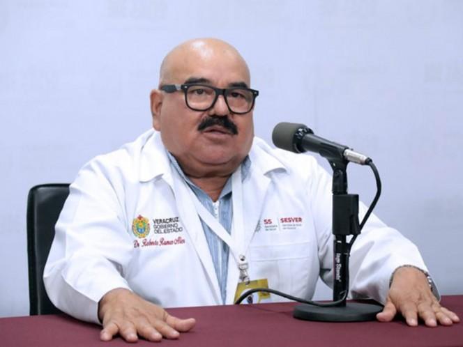 Register Veracruz one dead and 26 cases per Covid-19