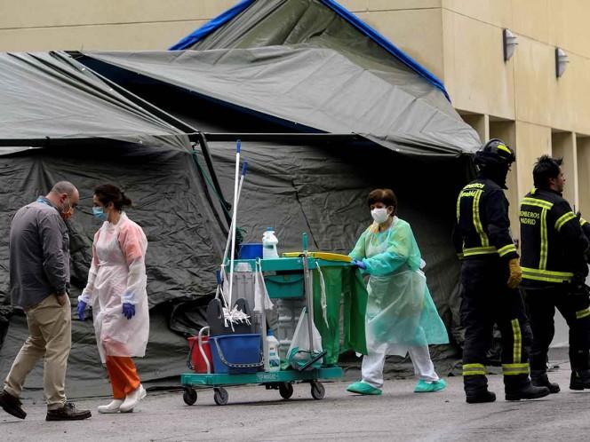 Coronavirus provoca 'la hora más oscura de la humanidad': FMI