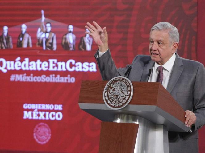 'No solaparé a grandes empresarios deudores': López Obrador