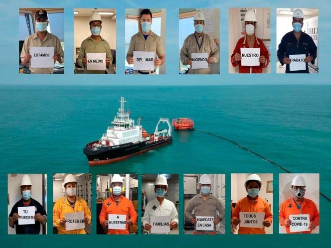 En Pemex hay 248 trabajadores con Covid-19