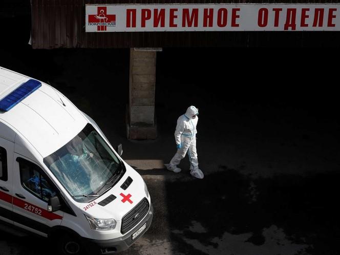 Rusia planea levantamiento progresivo del confinamiento el 12 de mayo