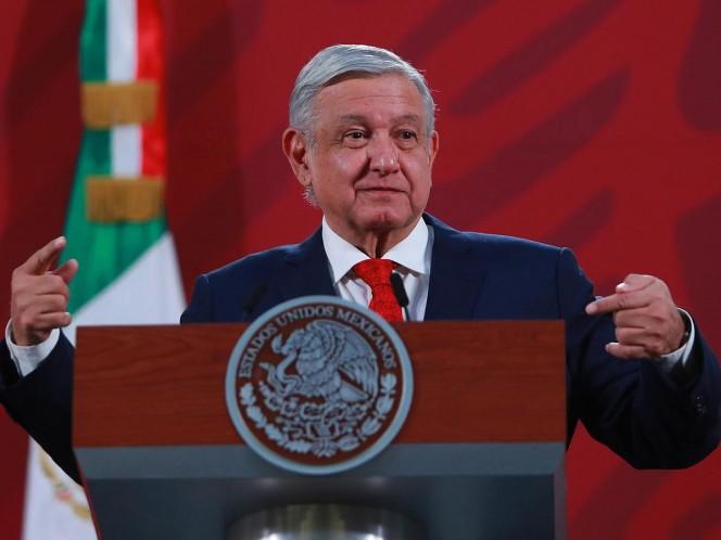 El presidente Andrés Manuel López Obrador afirmó que solo buscan debilitar a su gobierno con un bombardeo de mentiras ya que no aceptan que no hay más corrupción en el país