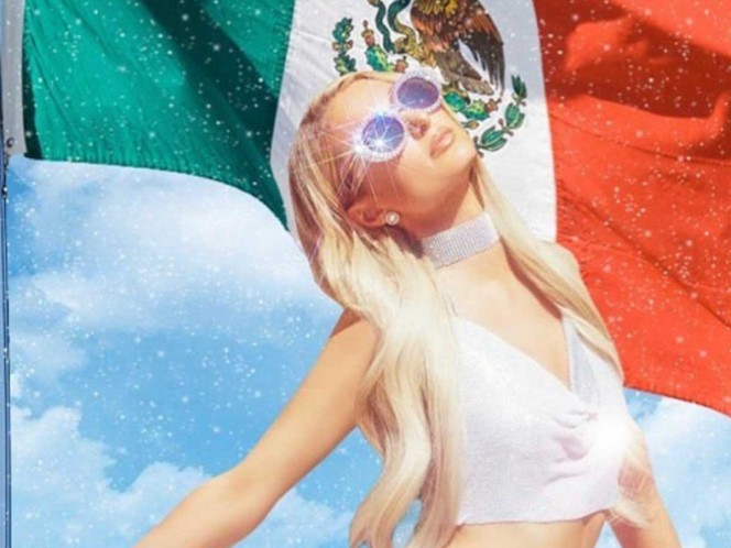 Paris Hilton celebrates the may 5, very your style; it viraliza