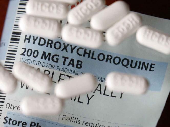 Estudio muestra que el uso de hidroxicloroquina aumenta el riesgo de muerte