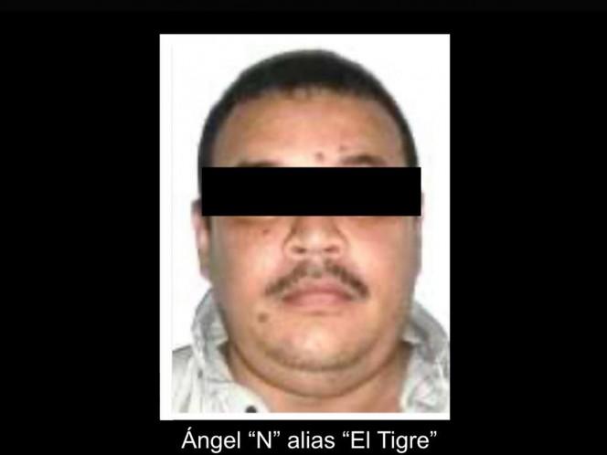 Cae 'El Tigre', presunto líder del CJNG en Veracruz