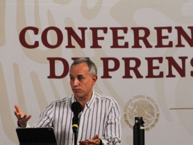 No se regresará a normalidad pre-pandemia, es un riesgo: López-Gatell