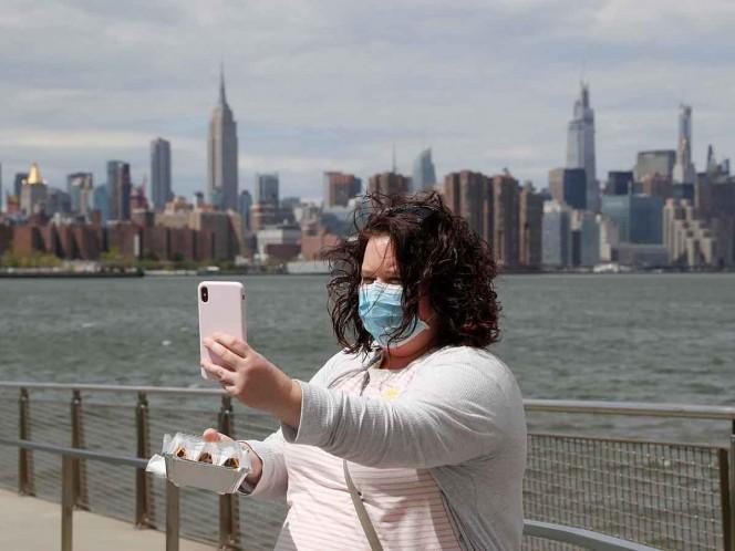 Meghan es una enfermera de una pequeña comunidad y gracias a la pandemia ella pudo salir de su pueblo para llegar a NY y cambiar su vida